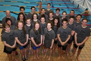 Makos win national meet