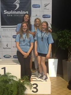 Nelson-Marlborough girls win bronze at Nationals