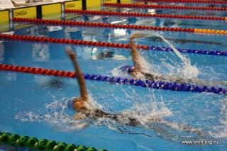 Backstroke at NAGs