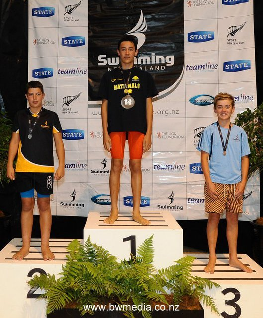 Motueka swimmer continues great form at NZ Juniors