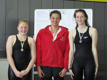 Rukuwai & Lloyd top Winter Meet swimmers
