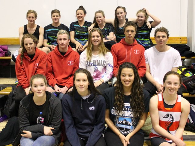 McKenzie leads medal haul at national meet