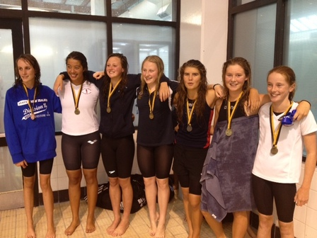 Nelson swimmers bring home medals from Wellington