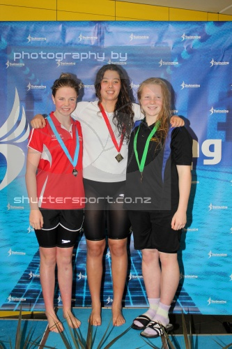 Swimmers win titles at South Island Champs